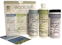 woolclean carpet spot removal kit cleaning wool carpet