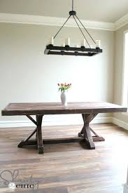 diy dining table plans a dining room table with a vase of flowers diy extendable dining