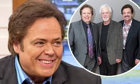Jimmy Osmond, 55, has banned his brothers from visiting him after he  suffered a stroke   Daily Mail Online