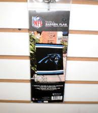 carolina panthers garden flag. Brand New NFL Carolina Panthers Printed Team Garden Flag 11\ 2