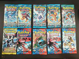 100 x Pokemon XY Dollar Tree 3-card Booster Packs Factory Sealed Pokémon  Sealed Booster Packs Pokémon Trading Card Game