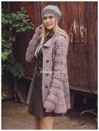 Crochet Coat Pattern