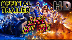 Happy New Year | Official Trailer | Shah Rukh Khan | Deepika ...