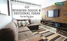 living room couch ideas winning couch and sectional ideas for the big game simple gray color big living room couches