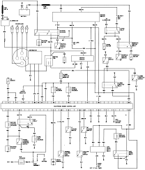 repair guides wiring diagrams wiring diagrams autozone com 24 1984 jeep cj and scrambler 4 cylinder engine wiring schematic