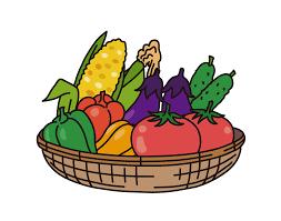 夏野菜 無料で使えるフリーイラストwebサイトかくすた