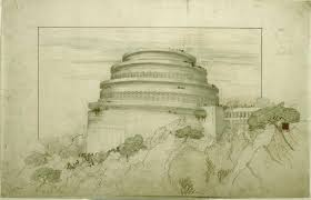 architectural drawings of famous buildings. Inspiration Idea Architectural Drawings Of Famous Buildings With Gordon Strong Automobile Objective And Planetarium By Frank H