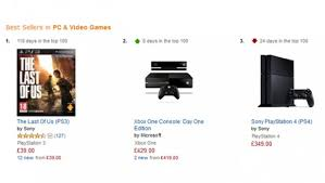 Xbox One Regains Amazon Pre Order Chart Lead After Drm
