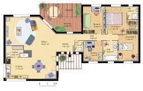 plan d architecte maison en bois choosewellco plan architecte maison moderne