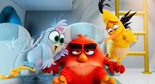 Angry Birds 2': Critics are actually digging the animated sequel