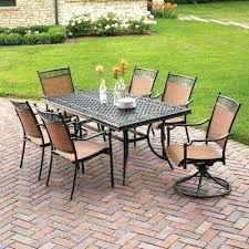 hampton bay outdoor dining set bay dining set round patio dining table lovely bay patio dining