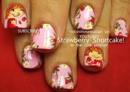 Easy pink Nail Art, Simple pink Nail Art, Pink Stripe Nail Art ...