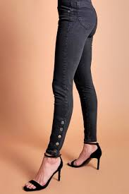 Designer High Waisted Skinny Jeans Details About New Oneteaspoon Oneteaspoon Womens Black Swan Preachers High Waist Skinny Jean