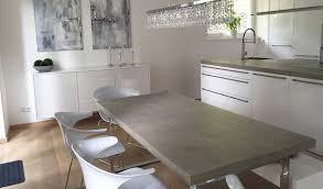 Beton Küchenarbeitsplatten Maßanfertigung Terporten – Viersen ...
