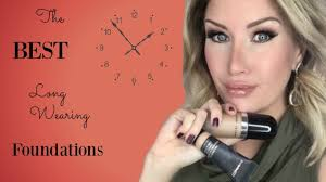 the best long wearing foundations oily skin risa does makeup you