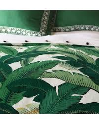 palm duvet cover. Unique Palm Lanai Palm Leaf Duvet Cover To O