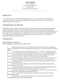 Internship Resume Objective Examples Objective Resume Internship ...