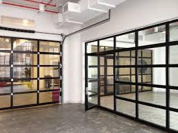 charming modern garage door commercial with commercial glass garage doors