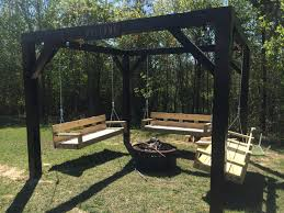 Diy Porch Swing 46 Porch Swing Fire Pit Porch Swing Fire Pit Image 300x250