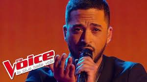 Kendji Girac – Les Yeux de la Mama | Slimane Nebchi | The Voice France 2016