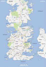 a game of thrones map google maps style  nerdist