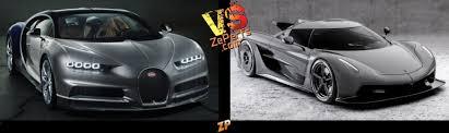 The koenigsegg jesko and the bugatti chiron. Bugatti Chiron Vs Koenigsegg Jesko Absolut Duel 61758395