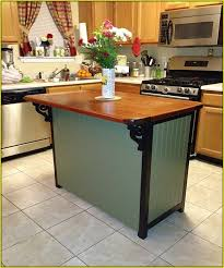 how to build kitchen island unique 8 diy kitchen islands for every bud and ability blissfully