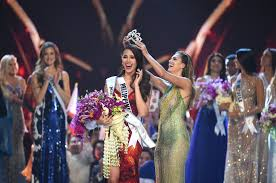 Miss Universe 2018 Crown Design Miss Universe 2018 Catriona Gray From The Philippines