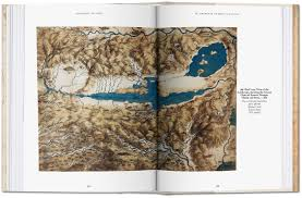 scoop review of books acirc leonardo birds eye view of the landscape showing the tuscan cities of arezzo gia