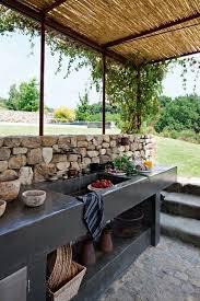 inspiring outdoor kitchen design idea