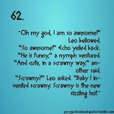 heroes of olympus funny quotes to themselves