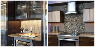 splash backs focal points fresh tiled splashback ideas for k