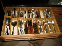 Kitchen Drawer Organization Lee Valley Drawer Dividers In Action Remodeling Pinterest