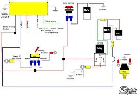 basic nitrous wiring diagrams in nitrous forum nos mini controller w fpss and purge