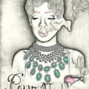 Pour It Up Drawing by Desiree Sims