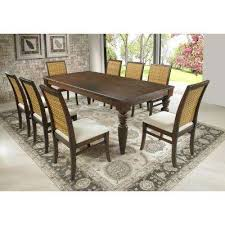 8 person dining table. Cinnamon Turning Legs Dining Table 8 Person H