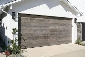 Unique Modern Garage Door A And Design Decorating