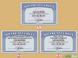 spot a fake social security card