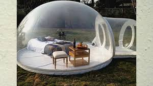 Inflatable Room Inflatable Bubble Tent House Dome Outdoor Clear Show Room With 1