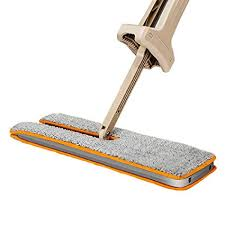 haerbin lazy double sided mop self wringing easy and 360 degree spin mop automatic squeeze