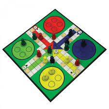 Classic Wooden Board Games Deluxe Wooden Classic Pachisi in Gift Box Classic Games 99