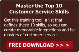 top  customer service skills list  show consideration    of   top  customer service skills list