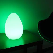 Colour Changing Egg Light Xl Colour Change Rechargeable Egg 28cm