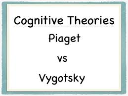 Piaget And Vygotsky Compare And Contrast Chart Piaget And Vygotsky Early Childhood Development Theories