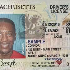 The Design Driver's See License Massachusetts New