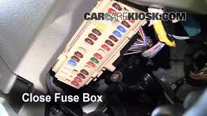 interior fuse box location 2005 2012 toyota avalon 2008 toyota interior fuse box location 2005 2012 toyota avalon 2008 toyota avalon limited 3 5l v6