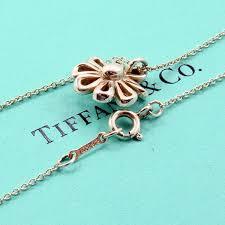 silver elsa peretti daisy pendant necklace tiffany co silver elsa peretti daisy pendant necklace
