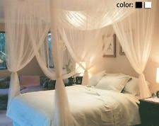 Canopy Bed Curtains | eBay