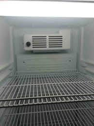 second hand glass door fridge