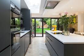 Small Kitchen Extensions Side Return Extension And Open Plan On Pinterest Idolza